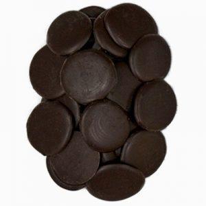 Gocce di cioccolato fondente 85%