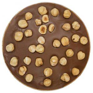 Torta di cioccolato al latte