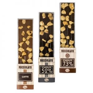 Tris nocciolato 100g packaging