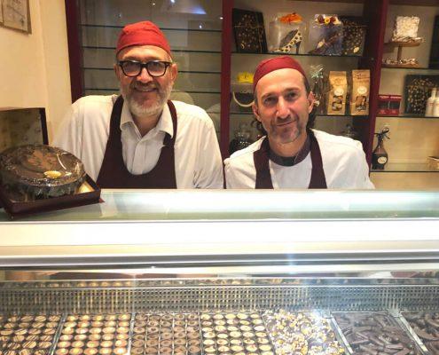 Massimo e Maurizio Becagli